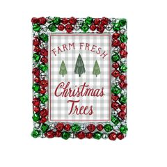 St Nicholas Square Jingle Bells  Christmas Frame