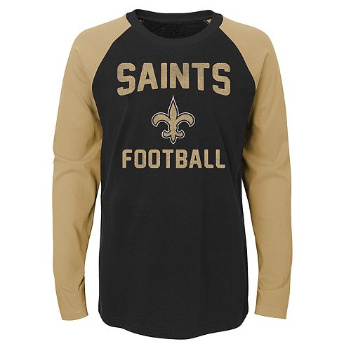 Boys 4-18 New Orleans Saints Prestige Tee
