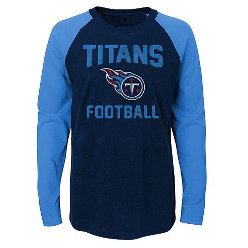 Boys 4-18 Tennessee Titans Prestige Tee