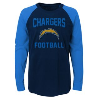 Boys 4-18 Los Angeles Chargers Prestige Tee