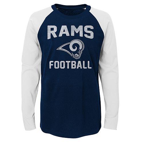 Boys 4-18 Los Angeles Rams Prestige Tee