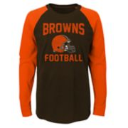 Boys 4-18 Cleveland Browns Prestige Tee
