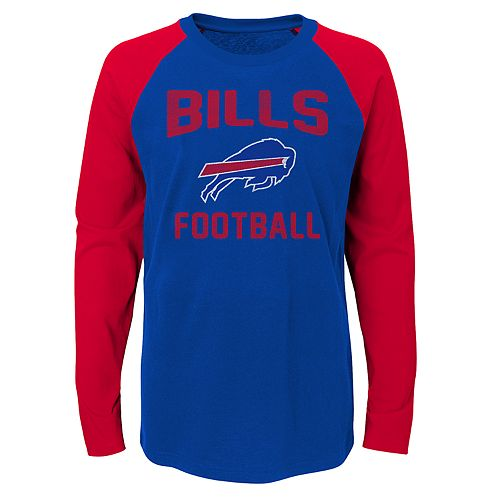 Boys 4-18 Buffalo Bills Prestige Tee