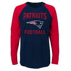 Boys 4-18 New England Patriots Prestige Tee