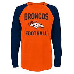 Boys 4-18 Denver Broncos Prestige Tee