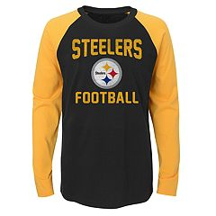 Boys 4-18 Pittsburgh Steelers Prestige Tee