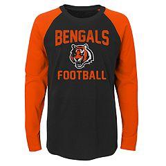 Boys 4-18 Cincinnati Bengals Prestige Tee