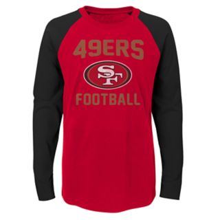 Boys 4-18 San Francisco 49ers Prestige Tee