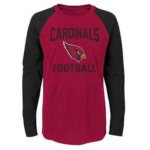 Boys 4-18 Arizona Cardinals Prestige Tee