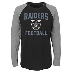 Boys 4-18 Oakland Raiders Prestige Tee