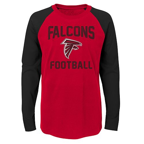 Boys 4-18 Atlanta Falcons Prestige Tee