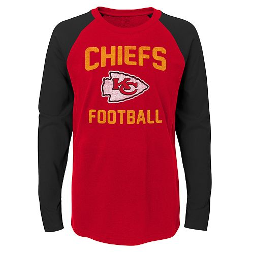 Boys 4-18 Kansas City Chiefs Prestige 2.0 Tee