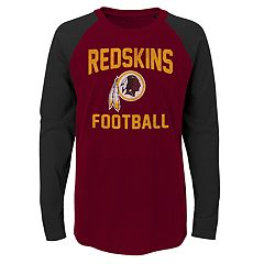 Boys 4-18 Washington Redskins Prestige 2.0 Tee