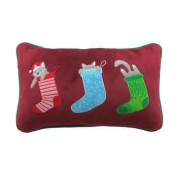 St. Nicholas Square® Cat Throw Pillow