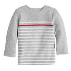 Toddler Boy Jumping Beans® Striped Ribbed Top