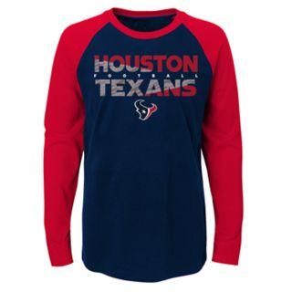 Boys 4-18 Houston Texans Flux Tee