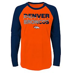 Boys 4-18 Denver Broncos Flux Tee