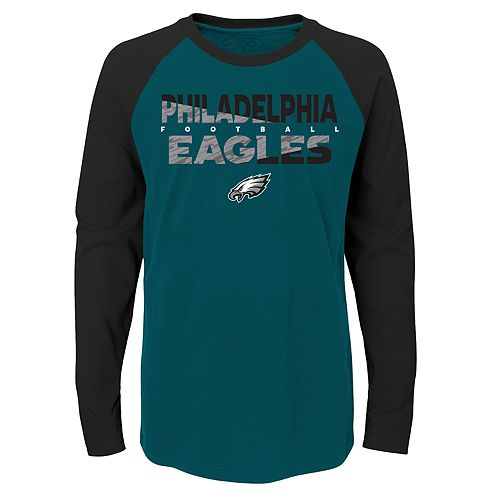 b085404c5b6 Boys 4-18 Philadelphia Eagles Flux Tee