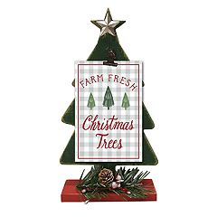 St. Nicholas Square® Tree Photo Clip Christmas Frame