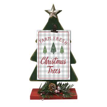 St. Nicholas Square® Tree Photo Clip Christmas Frame