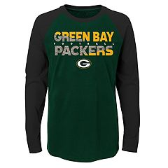 Boys 4-18 Green Bay Packers Flux 2.0 Tee