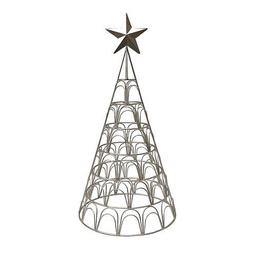 St Nicholas Square Tree Clip Christmas Card Holder Decor
