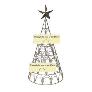 St. Nicholas Square® Tree Clip Christmas Card Holder Decor