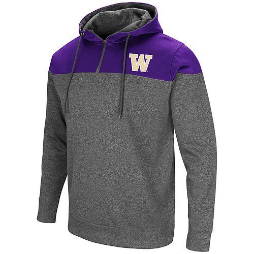 Men's Washington Huskies Top Gun Hoodie