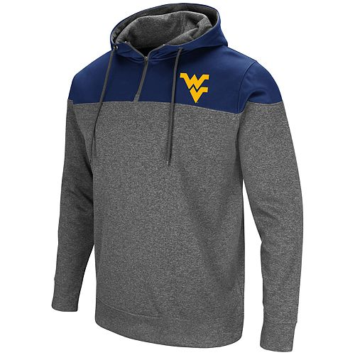 Men's West Virginia Mountaineers Top Gun Hoodie