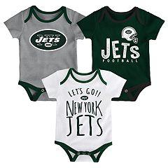 Baby New York Jets Little Tailgater Bodysuit Set
