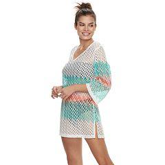 Women's Apt. 9® Heat Wave Crochet Cover-Up