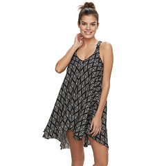 47890eae22 Women's Apt. 9® Leaf Swing Cover-Up