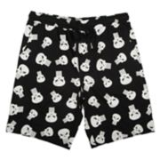 Men's Marvel Punisher Sleep Shorts