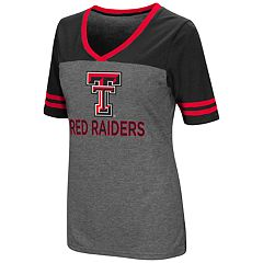 Women's Campus Heritage Texas Tech Red Raiders Varsity Tee