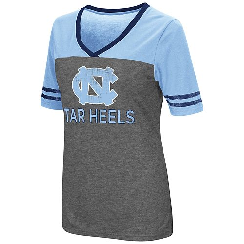 Women's Campus Heritage North Carolina Tar Heels Varsity Tee