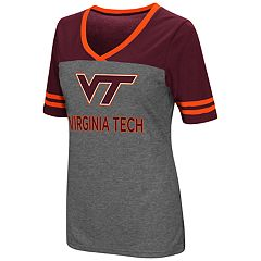 Women's Campus Heritage Virginia Tech Hokies Varsity Tee