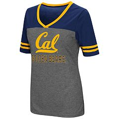 Women's Campus Heritage Cal Golden Bears Varsity Tee