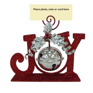 "St. Nicholas Square® ""Joy"" Christmas Photo Clip"
