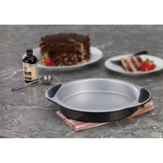 Cuisinart Easy-Grip 9-in. Nonstick Round Cake Pan