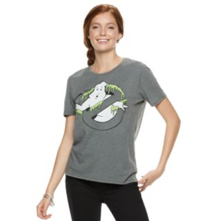 Juniors' Ghostbusters Tee