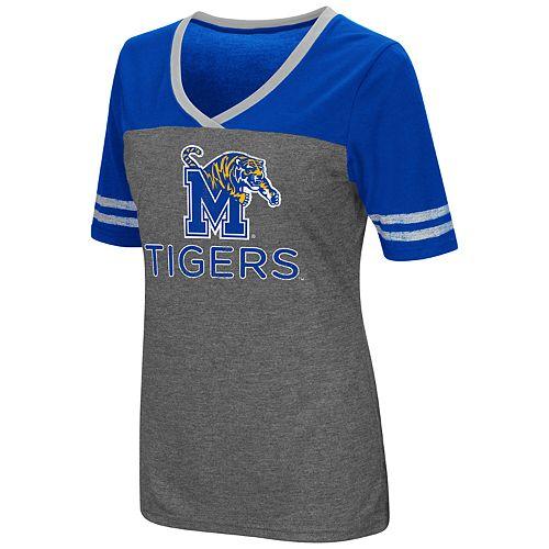 Women's Campus Heritage Memphis Tigers Varsity Tee