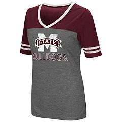 Women's Campus Heritage Mississippi State Bulldogs Varsity Tee
