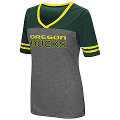 Women's Campus Heritage Oregon Ducks Varsity Tee