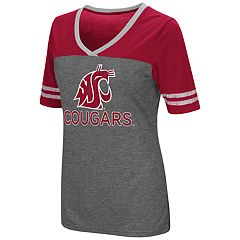 Women's Campus Heritage Washington State Cougars Varsity Tee
