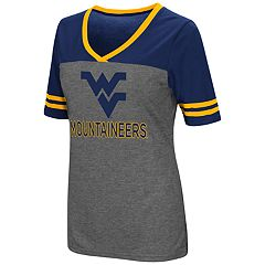 Women's Campus Heritage West Virginia Mountaineers Varsity Tee