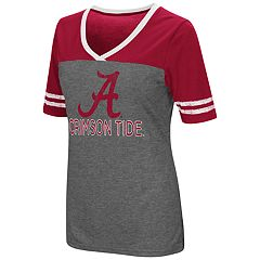 Women's Campus Heritage Alabama Crimson Tide Varsity Tee
