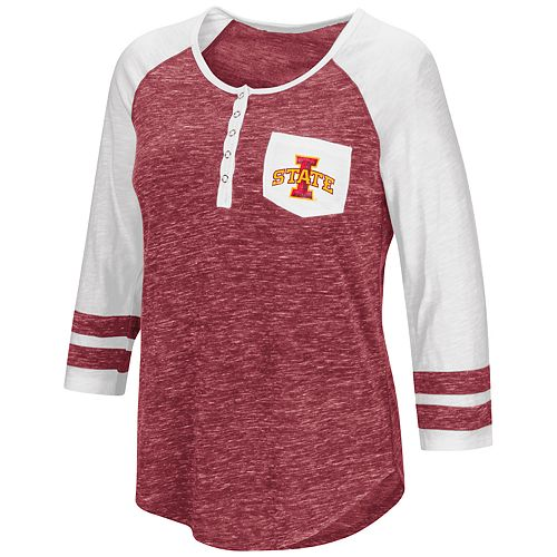 Women's Campus Heritage Iowa State Cyclones Conceivable Tee