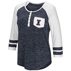 Women's Campus Heritage Illinois Fighting Illini Conceivable Tee