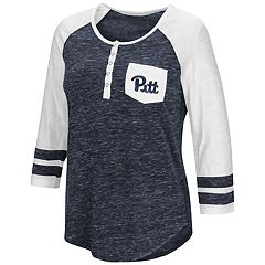 Women's Campus Heritage Pitt Panthers Conceivable Tee