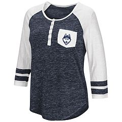 Women's Campus Heritage UConn Huskies Conceivable Tee